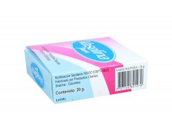 Vaselina Pura Caja Con Frasco Con 20 g