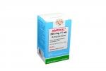 Amoxal 250 mg / 5 mL Polvo Para Suspensión Caja Con Frasco Con 60 mL RX2