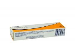 Aciclovir 5% Crema Tópica Caja Con Tubo Con 20 g