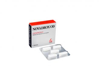 Novadrox OD 1 g Caja Con 5 Tabletas Rx2
