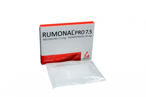 Rumonal Pro 7.5 Caja X 10 Cápsulas Rx