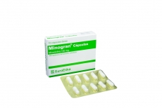 Minogran 100 Mg Caja X 10 Cápsulas RX2