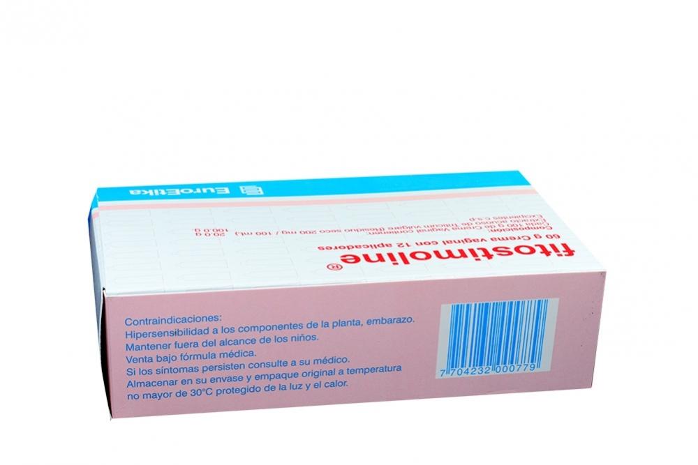 Comprar Fitostimoline Crema Vaginal Tubo 60g Farmalisto Colombia