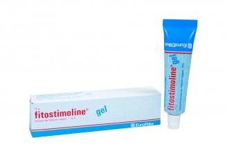Fitostimoline Gel 15% Caja Con 1 Tubo Con 15 g