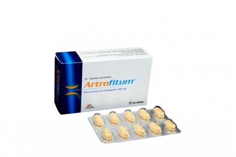 Artrofitum 480 mg Caja Con 30 Tabletas
