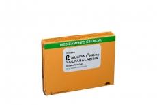 Rosulfant 500 mg Caja Con 10 Tabletas Rx4