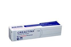 Creactina Micro Enema Caja Con Tubo x7mL Rx