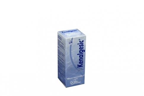 Kenalgesic Gotas 0.5% Caja Con Frasco Con 5 mL Rx