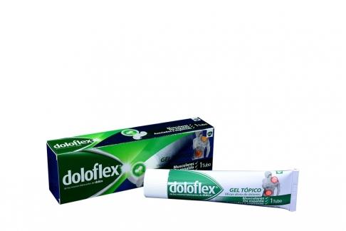 Doloflex Gel Caja Con Tubo Con 30 g