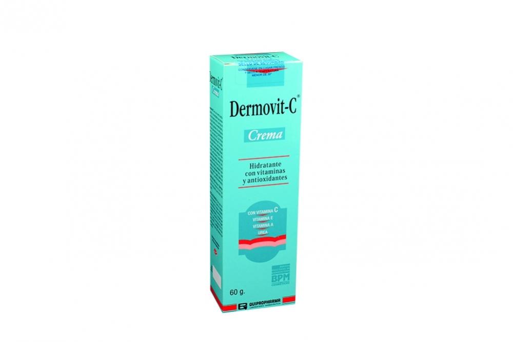 Dermovit-C Crema Tubo Con 60 g