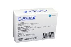 Caprimida D 1500 mg Caja X 30 Tabletas
