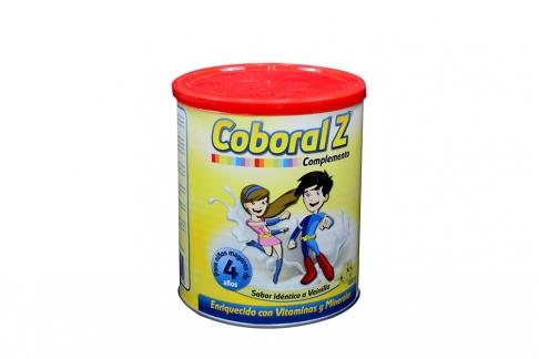 Coboral Z Complemento Vainilla Frasco Con 400 g