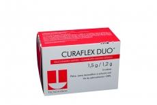 Curaflex Duo Polvo Para Reconstituir 1.5 / 1.2 g Caja Con 15 Sobres Rx