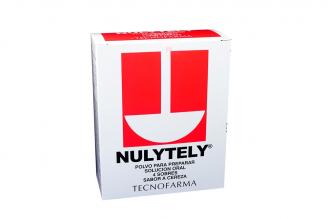Nulytely Polvo Para Reconstituir 105 g Caja Con 4 Sobres - Sabor Cereza Rx