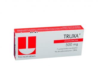 Truxa 500 mg Caja Con 7 Comprimidos Rx2