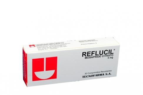 Reflucil 5 mg Caja Con 30 Comprimidos Recubiertos Rx
