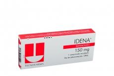 Idena 150 mg Caja Con  Comprimido Recubierto Rx4