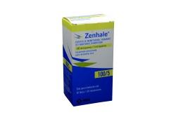 Zenhale 100 / 5 mcg Caja Con Frasco Con 60 Dosis Rx4