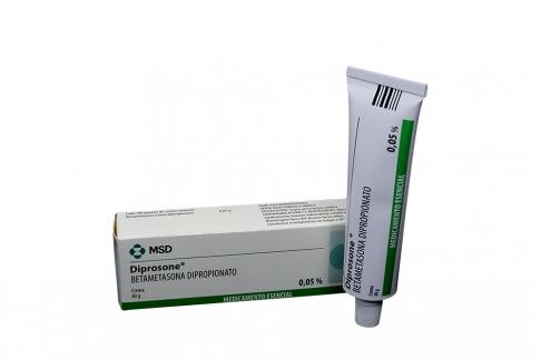 Diprosone Crema 0.05% Caja Con Tubo Con 40 g Rx