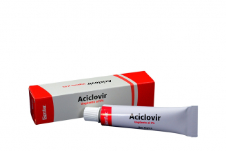 Aciclovir 5% Unguento Caja Con Tubo Con 15 g Rx