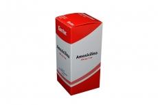 Amoxicilina 500 mg / 5 mL Frasco Con 100 mL Polvo Para Suspensión Rx2