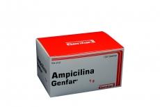 Ampicilina 1 g Caja Con 100 Tabletas Rx2