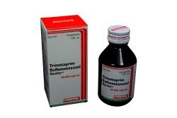 Trimetoprim Sulfametoxazol 40 / 200 mg Caja Con Frasco x 120 mL Rx2