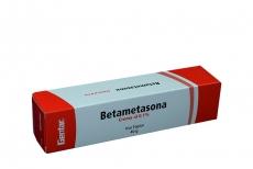 Betametasona 0.1% Caja Con Tubo Con 40 g Rx