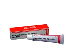 Mometasona Furoato 0,1%   Crema Caja Con Tubo X 15 g Rx