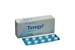Tavegyl 1 mg Caja x 20 Comprimidos Rx
