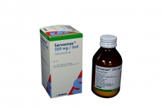 Servamox 250 mg / 5 mL Frasco x 100 mL Rx