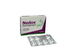 Nedox 20 mg Caja Con 14 Cápsulas Rx