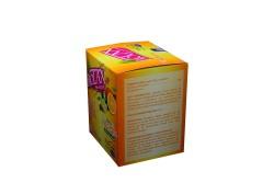 Biolax Fibra Natural Caja Con 12 Sobres - Sabor A Naranja