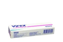 Virex 5 % Ungüento Tópico Caja Con Tubo Con 15 g