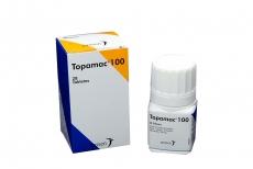 Topamac 100 mg Caja Con Frasco Con 28 Tabletas Rx4