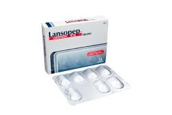 Lansopep 30 mg Caja Con 14 Cápsulas Rx