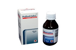 Pediavit Jalea Caja Con Frasco X 120 mL