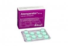 Atemperator 200 mg Caja Con 30 Tabletas Con Cubierta Entérica Rx4