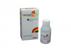 Trifamox IBL Duo 20 / 5 g Caja Con Frasco Con 60 mL Rx2
