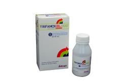 Trifamox IBL Duo Polvo Para Reconstruir 20 / 5 g Caja Con Frasco De 60 mL - Suspensión Oral Rx2