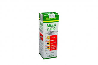 Multi 20/20 Solución Caja Con Frasco Con 120 mL
