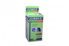 Clarax Caja x 100 Tabletas Masticables Saboa A Menta Frambuesa