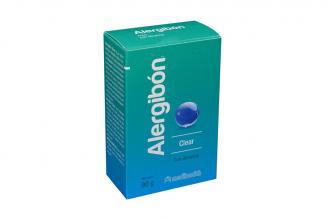 Jabon Alergibón Clear Caja Con Barra Con 90 g