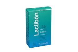 Lactibón Syndet PH 3.5 Caja Con Frasco Con 120 g