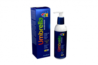 Umbrella Water Proff Caja Con Frasco Con 225 mL
