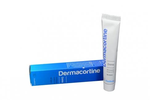Dermacortine Crema Caja Con Tubo Con 15 g Rx