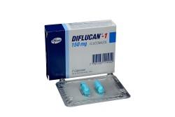 Diflucan-1 150 mg Caja Con 2 Cápsulas Rx