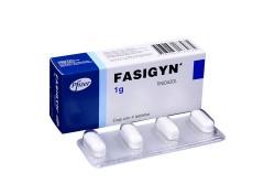 Fasigyn 1g Caja X 4 Tabletas Rx2