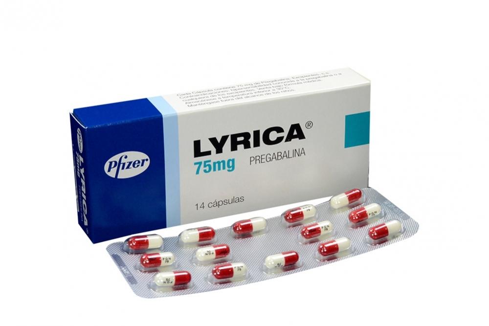 lyrica da 75 mg