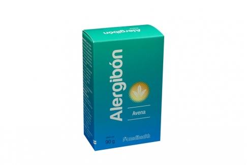 Alergibón Avena  Caja Con Barra X 90 g - Piel